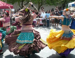 Upcoming Performances with inFusion Tribal Bellydance