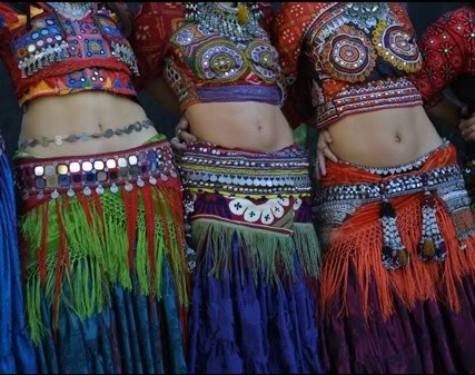 Building Your Tribal Bellydance Dowry