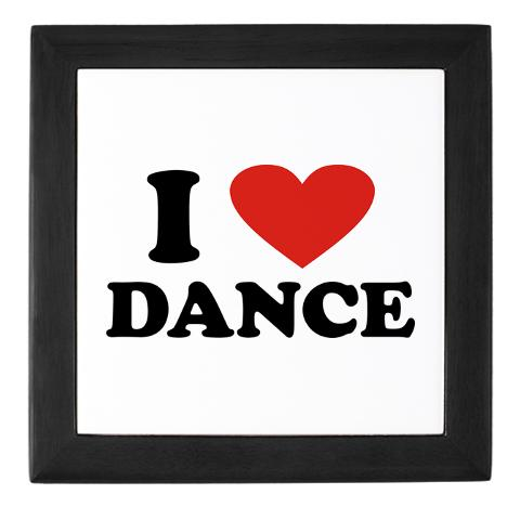 You don't love the dance…