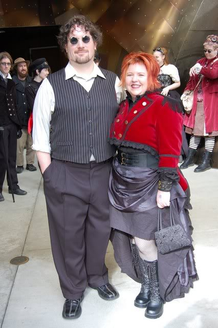 Steampunk Bellydance – an article and some thoughts