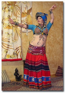 History of FatChanceBellyDance & American Tribal Style Bellydance