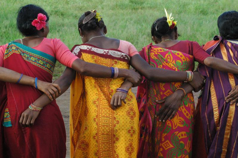 Fabulous Friday – Indian Tribal Dancers