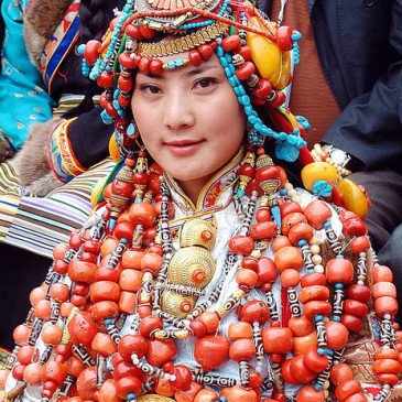 Fabulous Friday – Tibetan Jewelry