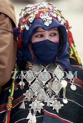 Fabulous Friday – Berber Girl