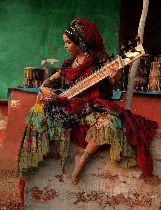 Fabulous Friday – Dancer Musician
