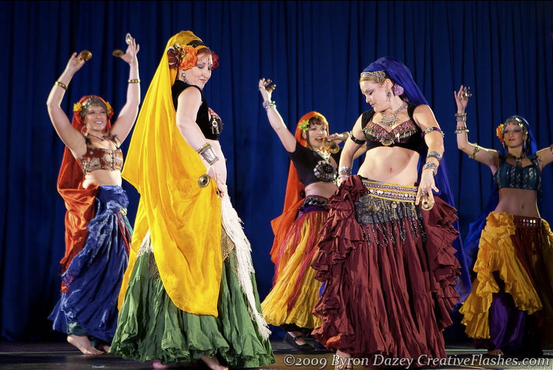 An ATS Bellydance Quiz – Level 1