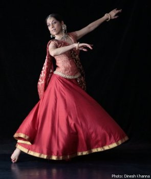 Traditional vs. Contemporary – a Kathak Tale