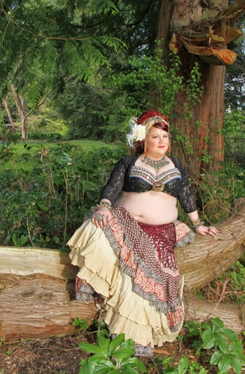 Tribal Bellydance Costuming 101