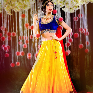 Mm Mm Monday – Bollywood Disney Princesses
