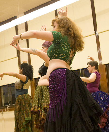 Level 1 Class Tribal Bellydance Deep Roots Dance