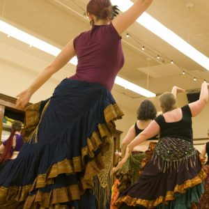Tribal Bellydance Level 2 Ddeep Roots Dance