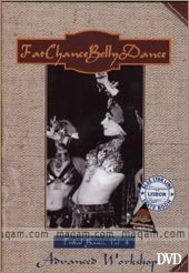 FatChanceBellyDance Tribal Basics Vol.4 Embellishments and Variations