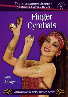 Learn Finger Cymbals with Ansuya – Belly Dance Lesson DVD
