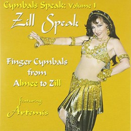 Zill Speak – How to Play Finger Cymbals from A(lmee) to Z(ills)