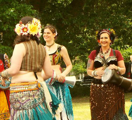 Deep Roots Dance Middle Eastern Drumming