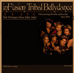 inFusion Tribal 2009