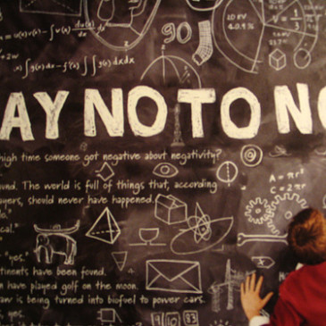 """Make it impossible to say """"no""""…"""